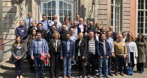Group photo CROCODILE meeting - Dusseldorf, Germany, May 2019